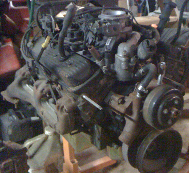 Home » Remanufactured Rebuilt Chevy 350 Engines